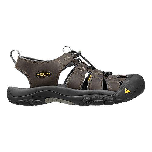 Mens Keen Newport Sandals Shoe - Neutral Grey 11