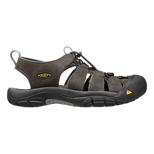 Mens Keen Newport Sandals Shoe - Neutral Grey 9