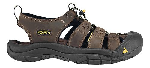 Mens Keen Newport Sandals Shoe - Bison 10