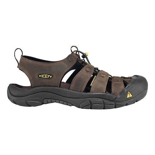 Mens Keen Newport Sandals Shoe - Bison 7.5