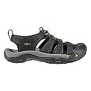 Mens Keen Newport H2 Sandals Shoe - Ink/Rust 11.5