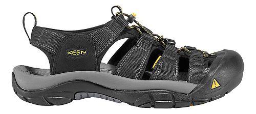 Mens Keen Newport H2 Sandals Shoe - Black 10