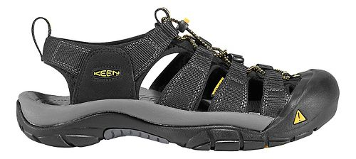 Mens Keen Newport H2 Sandals Shoe - Black 11