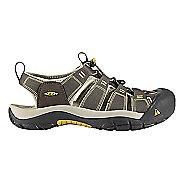 Mens Keen Newport H2 Sandals Shoe - Raven/Aluminum 11