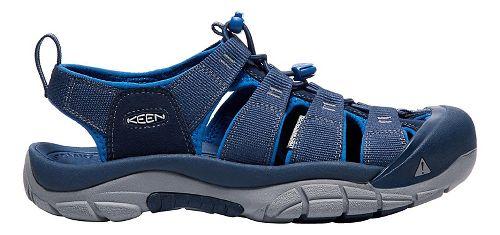 Mens Keen Newport H2 Sandals Shoe - Blue 8.5