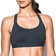 Womens Under Armour Eclipse Low Sports Bra - Stealth Grey XL