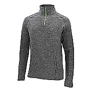 Mens 2XU Formsoft 1/4 Zip Long Sleeve Technical Tops