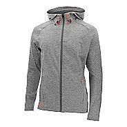 Mens 2XU Formsoft Long Sleeve Hoodie Casual Jackets