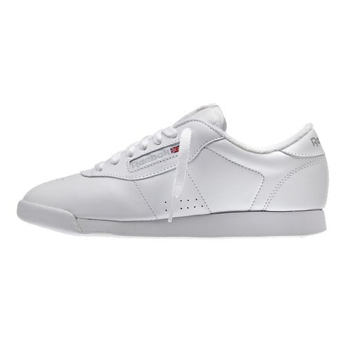Womens Reebok Princess Casual Shoe - White 5