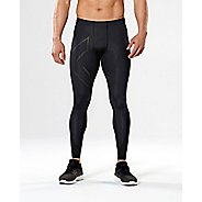 Mens 2XU MCS All Sport Compression Tights & Leggings Pants - Black/Nero M-T