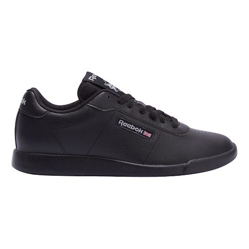 Womens Reebok Princess Lite Casual Shoe - Black 8.5