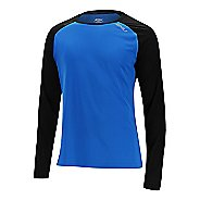 Mens 2XU Tech Vent Long Sleeve Technical Tops