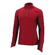 Mens 2XU Thermal Active 1/4 Zip Long Sleeve Technical Tops