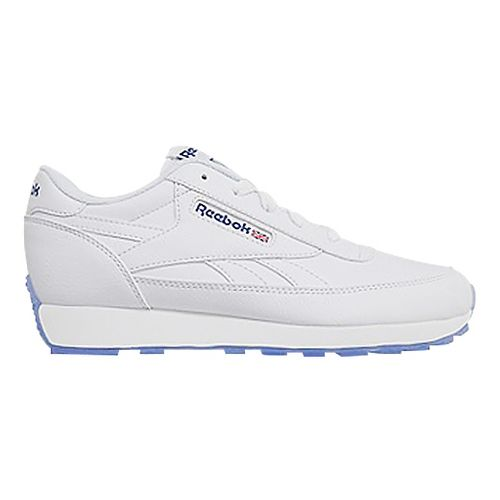 Womens Reebok Classic Renaissance Ice Casual Shoe - White/Black 11