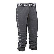 Womens Under Armour Favorite Fleece Capris Pants