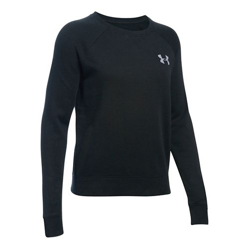 Women's Under Armour�Favorite Fleece Crew