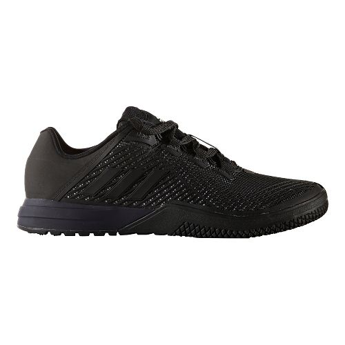 Mens adidas CrazyPower TR Cross Training Shoe - Black/Energy 7.5