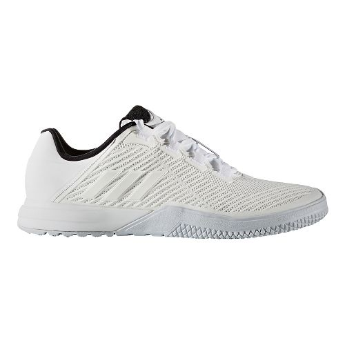 Mens adidas CrazyPower TR Cross Training Shoe - Footwear White/Black 9.5