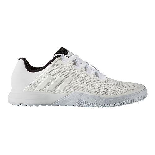 Mens adidas CrazyPower TR Cross Training Shoe - Footwear White/Black 9.5