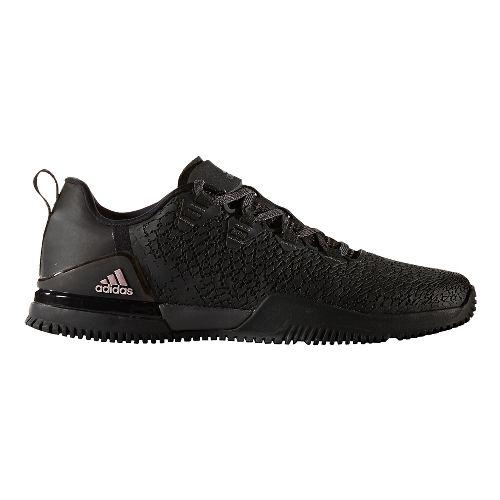 Womens adidas CrazyPower TR Cross Training Shoe - Black/Grey 8.5