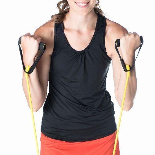 Womens Skirt Sports Free Flow Sleeveless & Tank Tops Technical Tops - Black XS