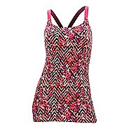 Womens 2XU Plyometric Pro Support Sleeveless & Tank Tops Technical Tops