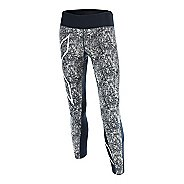 Womens 2XU PTN Mid-Rise 7/8 Compression Tights & Leggings Pants