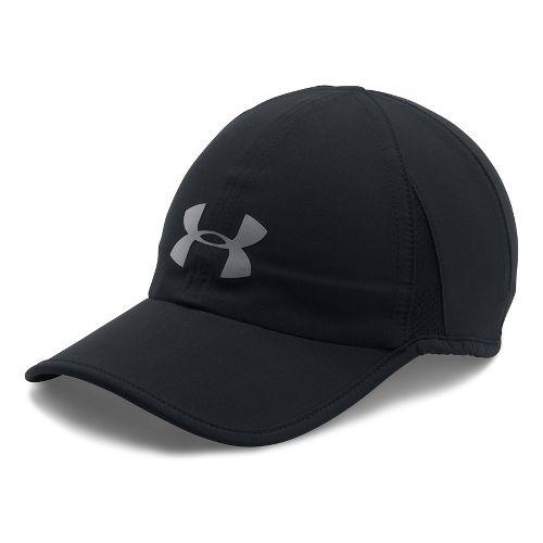 Under Armour Shadow Cap 4.0 Headwear - Black/Black