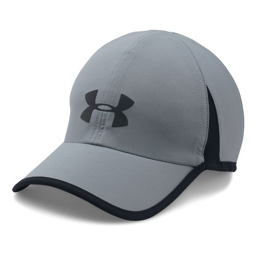 Under Armour Shadow Cap 4.0 Headwear - Steel/Black