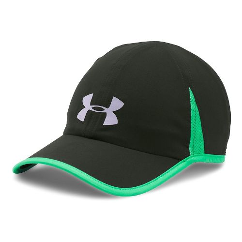 Under Armour Shadow Cap 4.0 Headwear - Army Green/Vapor