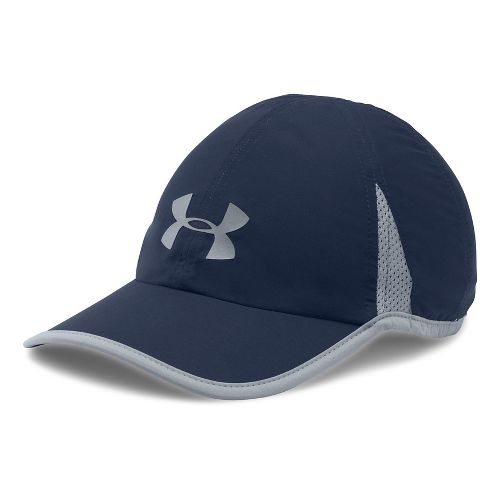Under Armour Shadow Cap 4.0 Headwear - Midnight Navy/Steel