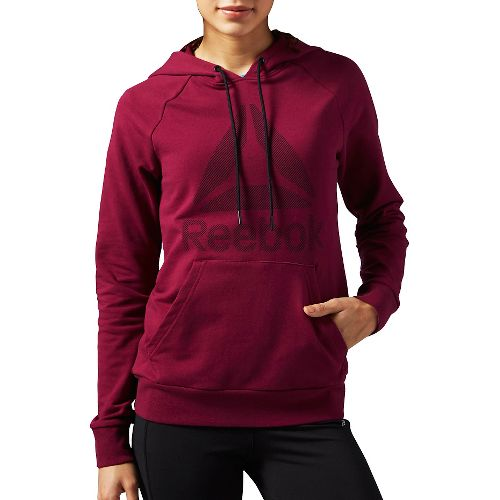 Women's Reebok�WOR Big Stacked logo over the head