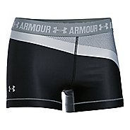 Womens Under Armour HeatGear Engineered Unlined Shorts