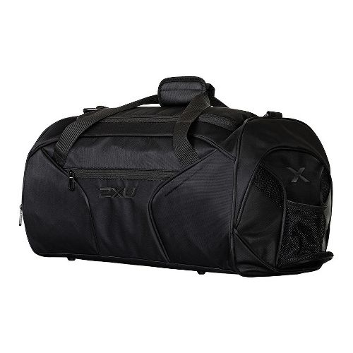 2XU Gym Bag Bags - Black/Black