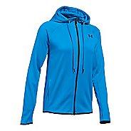 Womens Under Armour Lightweight Storm Fleece Full-Zip Hoodie & Sweatshirts Technical Tops