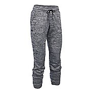 Womens Under Armour Lightweight Storm Fleece Jogger Twist Pants