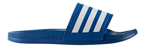 Mens adidas Adilette CF Ultra Stripes Sandals Shoe - Equipment Blue 8