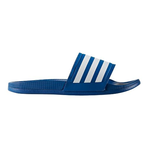 Mens adidas Adilette CF Ultra Stripes Sandals Shoe - Equipment Blue 10