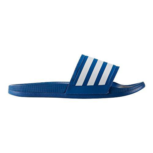 Mens adidas Adilette CF Ultra Stripes Sandals Shoe - Equipment Blue 6