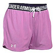 Womens Under Armour Play Up Mesh Unlined Shorts