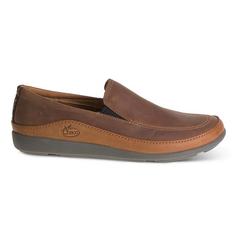 Mens Chaco Montrose Casual Shoe - Rust 7.5