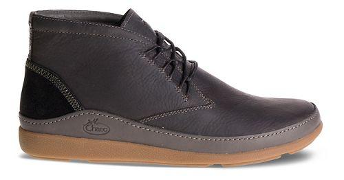 Mens Chaco Montrose Chukka Casual Shoe - Nickel Grey 14