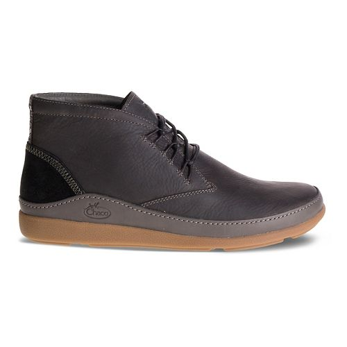 Mens Chaco Montrose Chukka Casual Shoe - Nickel Grey 12