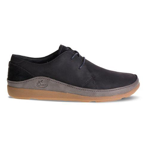 Mens Chaco Montrose Lace Casual Shoe - Black 10