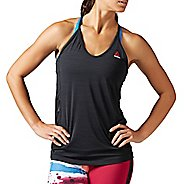 Womens Reebok ACTIVChill Sleeveless & Tank Tops Technical Tops