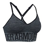 Womens Under Armour Seamless Feeder Stripe Sports Bras