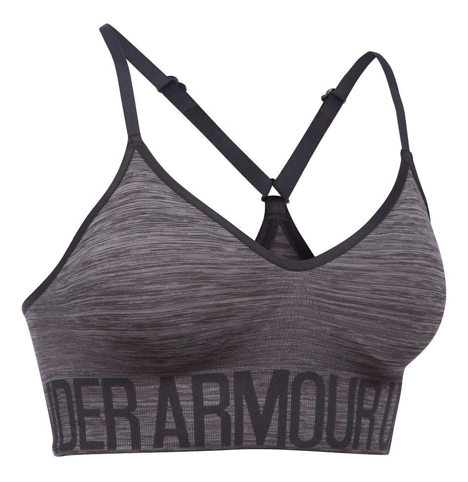 Under Armour Seamless Streaky Heather Sports Bra