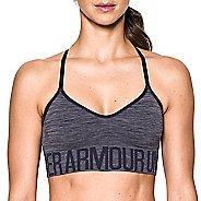 Womens Under Armour Seamless Streaky Heather Sports Bras
