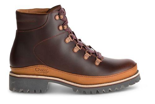 Womens Chaco Fields Casual Shoe - Rust 9