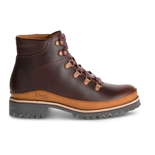 Womens Chaco Fields Casual Shoe - Rust 7.5